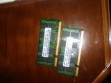 Memoria ram 2 x 2 gB ddr2 pc2 - foto