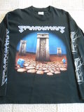 Stratovarius camiseta 1996 episode HEAVY - foto