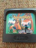 Donald Duck Sega Game Gear - foto