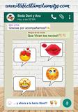Photocall de Whats App  Personalizado - foto