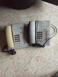 teléfono fijo - foto