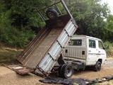 Camion basculante  7 plazas 3500 kgs - foto