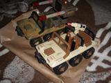 Lote Jeeps Lanard para muñeco GIJoe - foto