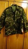 camisola y pantalon militar - foto