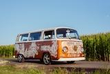 Furgoneta VW para bodas - foto