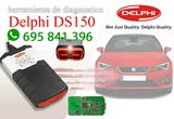 DELPHI DS150E NEW VCI - foto