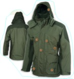chaqueta cordura membrana caza - foto