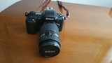 camara Nikon F-601 - foto
