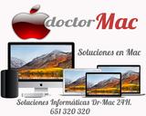 Servicio tecnico apple  bcn 24h. - foto