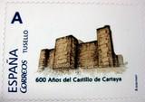 Sello personalizado Castillo de Cartaya - foto