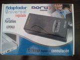 Adaptador universal de correinte regulad - foto