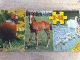 Puzzle triple 45 piezas - foto