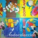 Lote comics walt disney don miki y don d - foto
