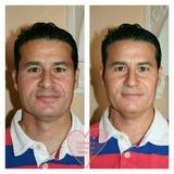 Maquillaje especial masculino - foto