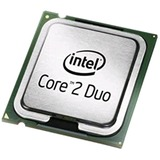 intel core 2 duo - foto