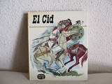 EL CID, COLECCION AURIGA, SERIE ORO, 1. 970.  - foto