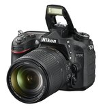 NIKON D7200 + Objetivo 18-140 KIT - foto