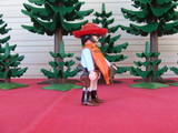 Playmobil  mexicano a pié  ( 1 ) - foto
