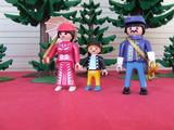 Playmobil  FAMILIA oeste-victoriana  (7) - foto