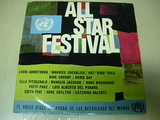 Vinilo LP, All Star Festival Jazz. - foto