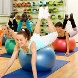 Pelota de fitness -30% - foto
