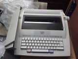 maquina de escribir Ruso/Español - foto