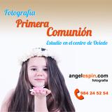 FotografÍa Primera Comunión en Oviedo - foto