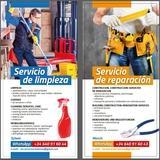 Servicio tecnico y limpieza - foto