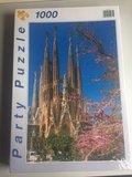 Puzzle Sagrada Familia - foto