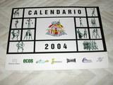 Calendario de ciencias del deporte 2004 - foto
