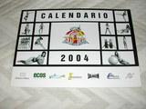 Calendario de ciencias del deporte. 2004 - foto