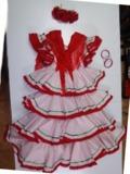 Confección a medida de traje de flamenca - foto