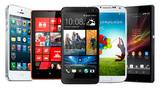 IPHONE, SAMSUNG, HTC...