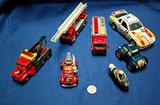 Lote de coches de juguete - foto