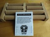 Rodillos de masaje para pies - foto