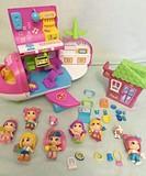 Avion y casita de muñecos Pin y Pon - foto