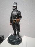 Soldado medieval plomo almirall palou re - foto
