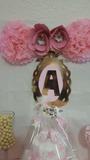 flores de papel para decoraciones - foto