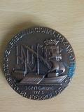 Medallones motivo naval bronce - foto