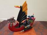 playmobil 5481 - barco del dragón - foto