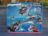 Set playmobil grupo de asalto completo - foto