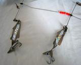 Atractor señuelos de pesca en metralleta - foto