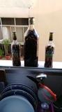 mamajuana de 2 litro - foto