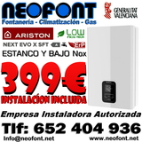 Oferta calentador ariston ESTANCO 449 - foto