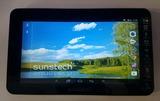 Tablet sunstech tab77dual negra - foto