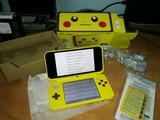 New 2ds xl Edicion Pikachu - foto