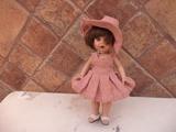 muñeca mariquita perez mide 20 cm, hago - foto