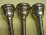 RUDY MÜCK. 3 boquillas trombón perfectas - foto