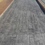pavimentos de hormigon impreso - foto