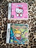 Cajas vacías Nintendo ds - foto